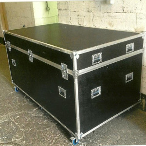Dublin Flight Case trunk